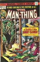 Man-Thing (1974 1st series) #15