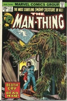 Man-Thing (1974 1st series) #12