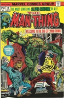 Man-Thing (1974 1st series) #19