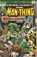 Man-Thing (1974 1st series) #18