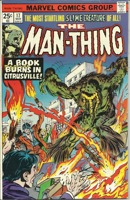 Man-Thing (1974 1st series) #17