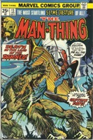 Man-Thing (1974 1st series) #13