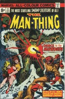 Man-Thing (1974 1st series) #11