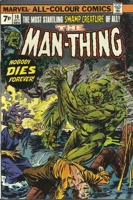 Man-Thing (1974 1st series) #10