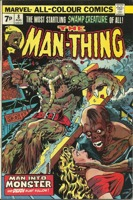 Man-Thing (1974 1st series) #08