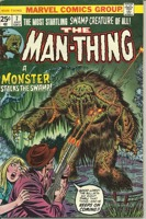 Man-Thing (1974 1st series) #07