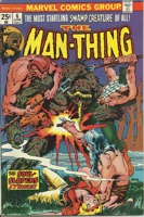 Man-Thing (1974 1st series) #06