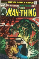 Man-Thing (1974 1st series) #04