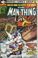 Man-Thing (1979 2nd series) #07