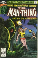 Man-Thing (1979 2nd series) #05