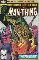 Man-Thing (1979 2nd series) #03