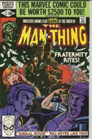 Man-Thing (1979 2nd series) #06