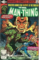 Man-Thing (1979 2nd series) #04