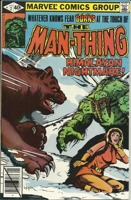 Man-Thing (1979 2nd series) #02