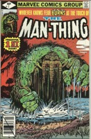 Man-Thing (1979 2nd series) #01