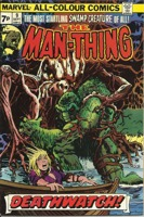 Man-Thing (1974 1st series) #09
