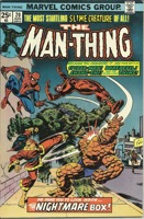 Man-Thing (1974 1st series) #20