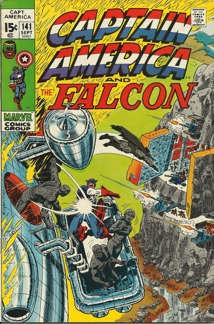 Captain America (1968 1st Series) #141
