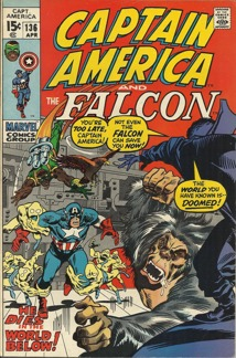 Captain America (1968 1st Series) #136
