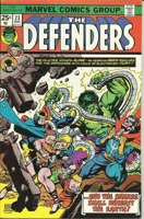 Defenders (1972 1st Series) #023