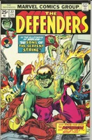 Defenders (1972 1st Series) #022