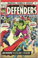 Defenders (1972 1st Series) #021
