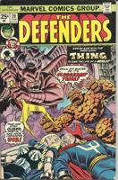 Defenders (1972 1st Series) #020