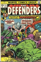 Defenders (1972 1st Series) #019