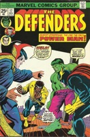 Defenders (1972 1st Series) #017