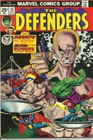Defenders (1972 1st Series) #016