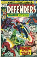 Defenders (1972 1st Series) #015