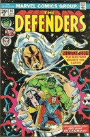 Defenders (1972 1st Series) #014
