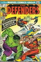 Defenders (1972 1st Series) #013