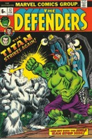 Defenders (1972 1st Series) #012