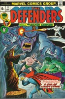 Defenders (1972 1st Series) #011