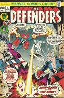 Defenders (1972 1st Series) #008