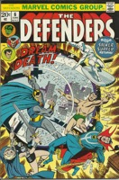 Defenders (1972 1st Series) #006