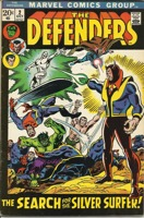 Defenders (1972 1st Series) #002