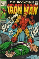 Iron Man (1968 1st Series) #017 (1st app. of Madame Masque)