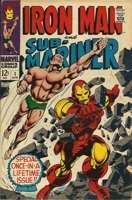 Iron Man and Sub-Mariner (1968) #001