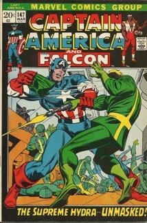 Captain America (1968 1st Series) #147