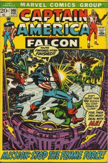 Captain America (1968 1st Series) #146
