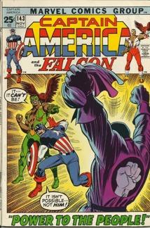 Captain America (1968 1st Series) #143