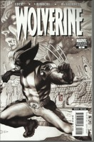 Wolverine (2003 2nd Series) Black and White #50