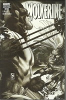 Wolverine (2003 2nd Series) Black and White #54