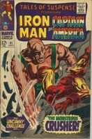 Tales of Suspense (1959 1st Series) #091