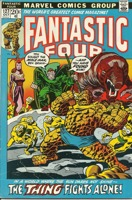 Fantastic Four (1961 1st Series) #127