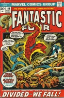 Fantastic Four (1961 1st Series) #128