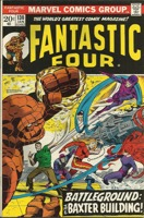 Fantastic Four (1961 1st Series) #130