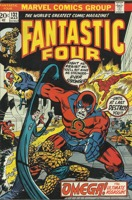 Fantastic Four (1961 1st Series) #132